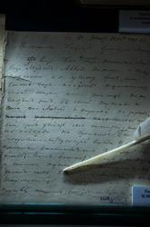 Письмо профессора Императорского Казанского университета И.М.Симонова,