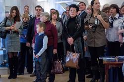 Открытие выставки ''Путешествие вокруг света'', 30 ноября 2012