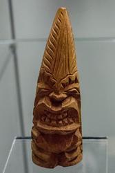 Статуэтка полинезийского бога