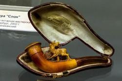 Трубка курительная. Российская империя, кон. XIX