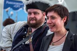 Пираты в музее. Открытие выставки ''Путешествие вокруг света''