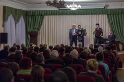 Выступление Масгута Имашева на вечере к 100-летию со дня рождения М.Нугмана