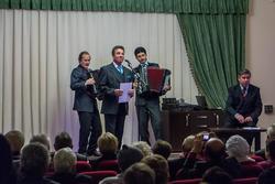 Исполнялись татарские песни на слова М.Нугмана