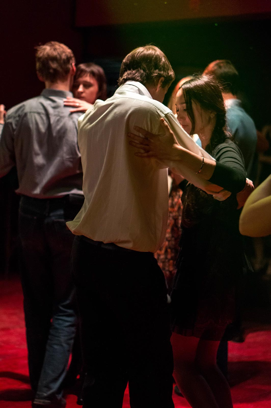 Фото №120354. Танго. Милонга в кафе «China Town». 11.12.2012, Казань