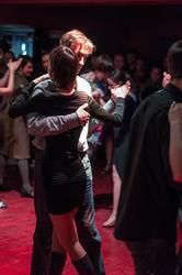 Танго. Милонга  в  кафе «China Town». 11.12.2012, Казань