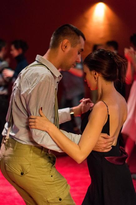 Танго. Милонга в кафе «China Town». 11.12.2012, Казань::Танго