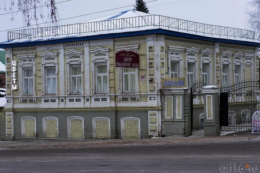 Фото №121860. г. Чистополь, ул. К. Маркса, д. 9