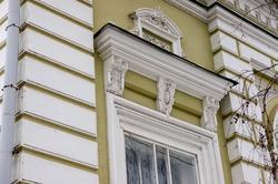 Чистополь, фрагмент отделки здания музея