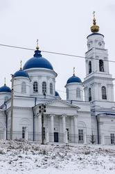 Чистопольский благочинный округ,   Никольский собор (г. Чистополь)