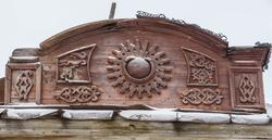 Чистополь, элемент декора