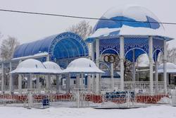 Свадебный павильон в Скарятинском саду