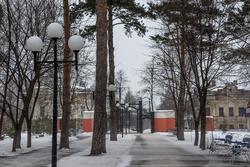 Чистополь, Скарятинский сад