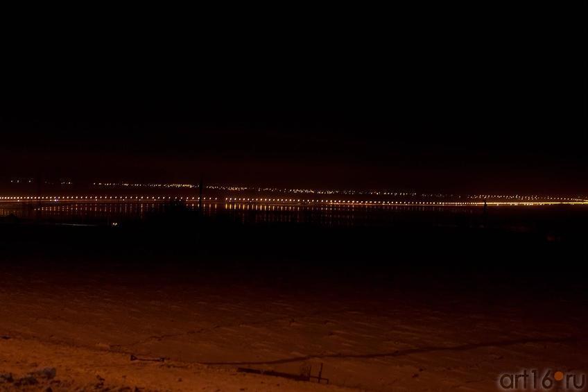 Фото №122119. Мост через р.Кама около ПГТ Алексеевское