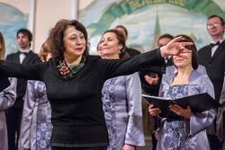 Камерный хор Казанского Дома учёных «Гармония».
