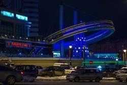''Старый новый год'' , прогулка по Казани
