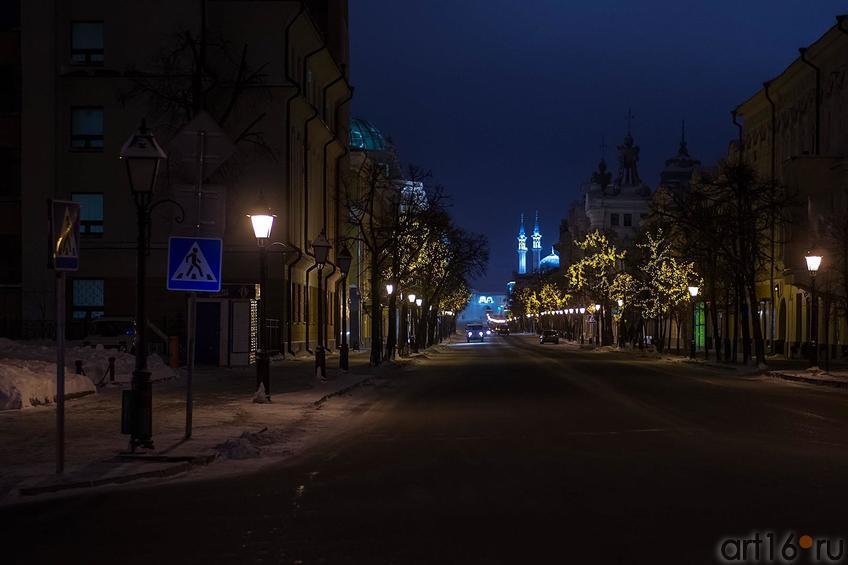 Фото №122296. г.Казань, ул. Кремлевская, 13.01.2013