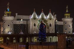 г. Казань, здание кукольного театра «Экият»