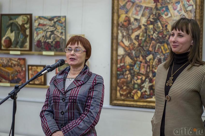 Фото №123092. Ирина Нейдерова, Елена Титова