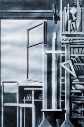 СКАЧКОВА ИРИНА Камский институт искусств и дизайна г.Набережные Челны ИНТЕРПРЕТАЦИЯ ПО ЛЮБИМОМУ ХУДОЖНИКУ Бумага, карандаш