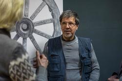 Анатолий Крылов. Открытие выставки