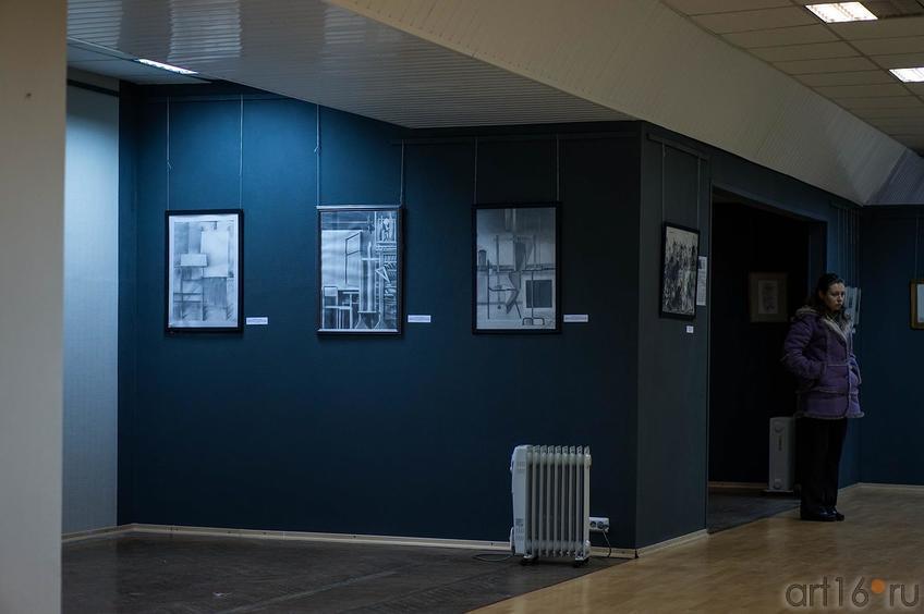 Фото №123470. Выставка ''Про-карандаш'', фрагмент экспозиции