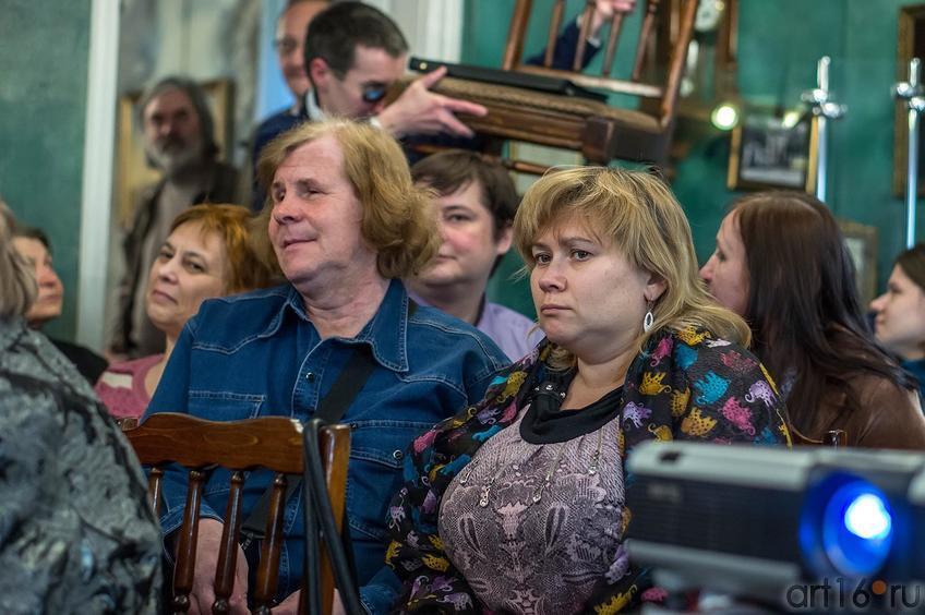 Фото №123814.  Владимир Титов, Елена Линвен Созник