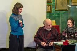 Ольга Овчинникова, Борис Вайнер, Наиля Ахунова