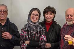 В.Дросин, Н.Ахунова, Е.Сунгатова, Б.Вайнер