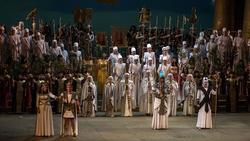 Опера «Аида» Дж.Верди. Действие 2-е, картина 2-я.