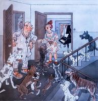 — Извините, Вы кроме собачьего вальса что-нибудь знаете?
