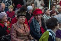 На открытии выставки «Театр Эрнста Гельмса»