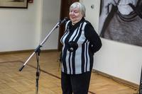 Рината Эрнстовна Гельмс, дочь художника