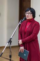 Розалия Миргалимовна Нургалеева, директор ГМИИ РТ