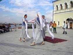 «Казанская царица Сююмбике»