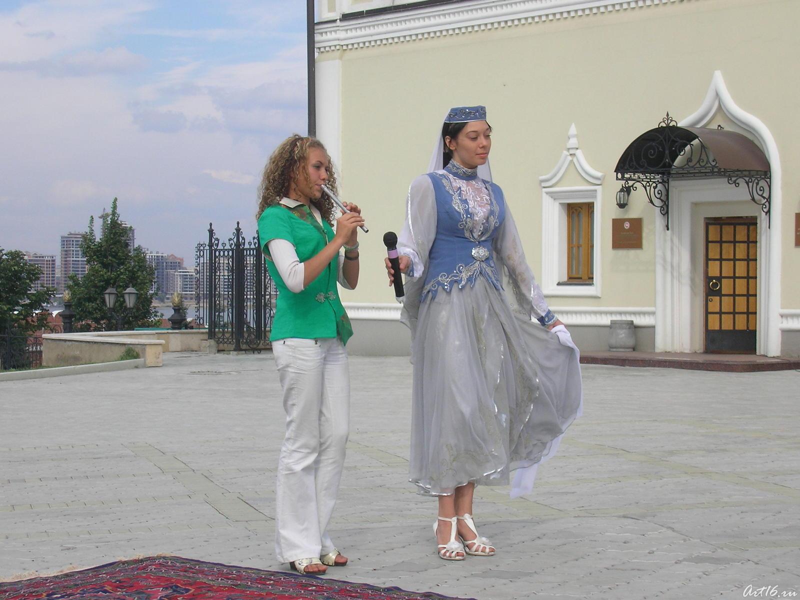 казанская царица сююмбике фото