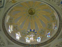 Свод мечети Кул Шариф