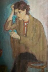 Польдяев О.Н. «Ожидание» 2006 г.