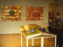 Выставка. Фрагмент экспозиции