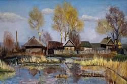 Чёрный А.В. Теплый весенний день 1999 г.