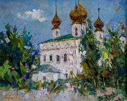 Андреев НЛ. «Церковь Воскресения»