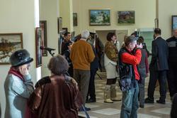 Открытие выставки ''30 дней до весны''