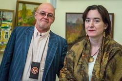 Гауранга и Татьяна Пашагина