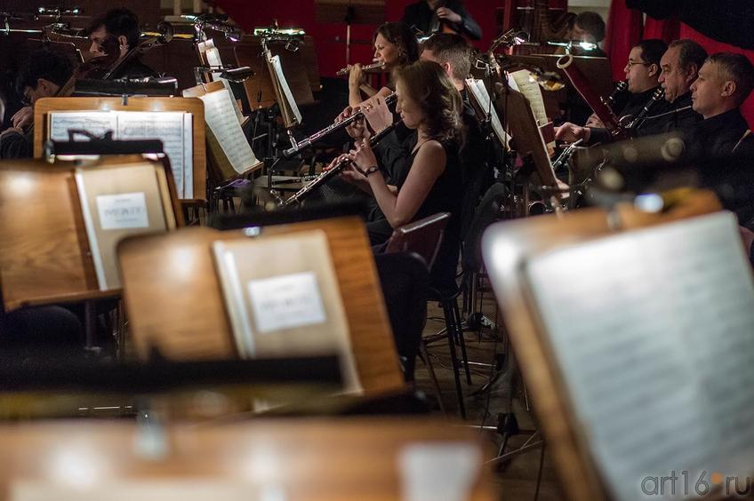 Оркестр ТАГТОиБ им. М.Джалиля::Опера «Евгений Онегин», XXXI Шаляпинский оперный фестиваль