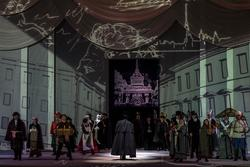 Возвращение Евгения Онегина в Петербург