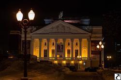 Татарский академический государственный театр оперы и балета им. М.Джалиля