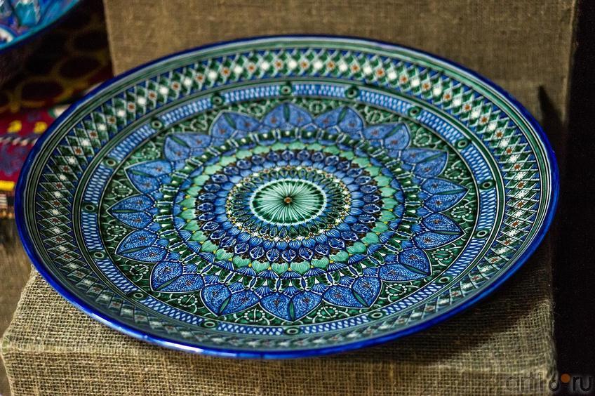 Фото №135671. Мастерская керамики Рустама Усманова