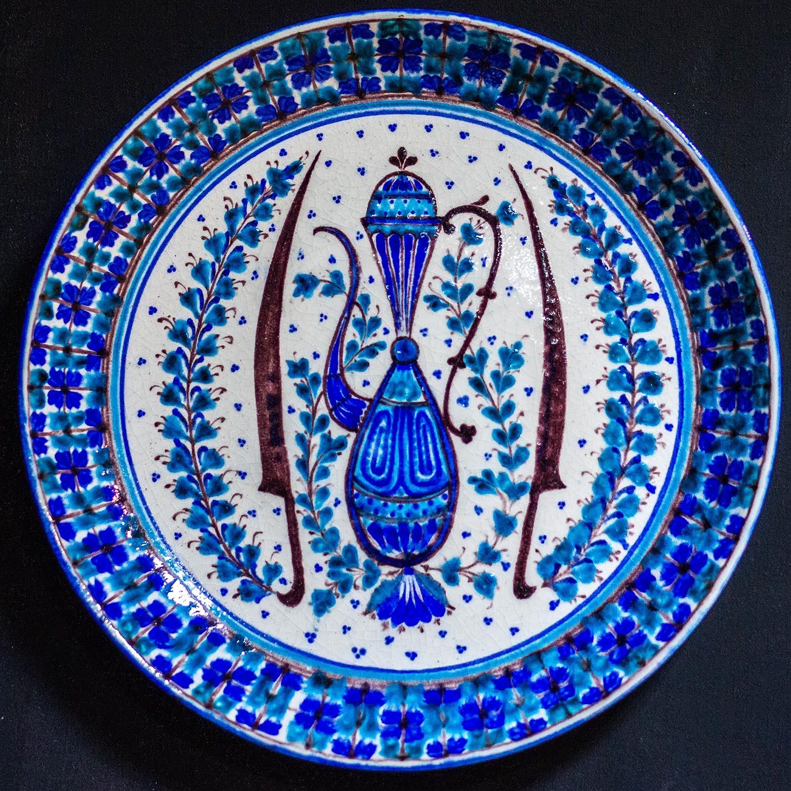 Фото №135689. Мастерская керамики Рустама Усманова