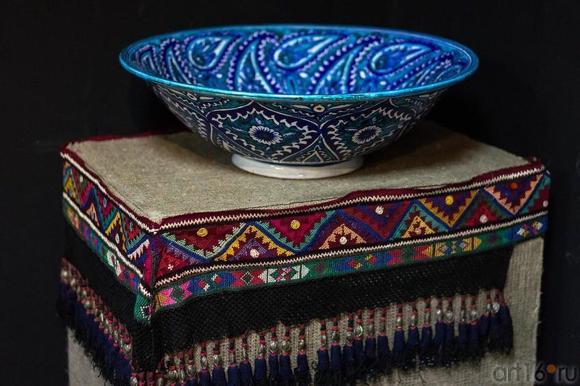 Фото №135701. Мастерская керамики Рустама Усманова