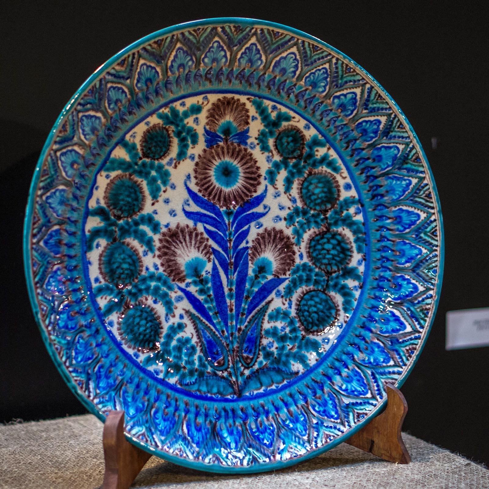 Фото №135857. Мастерская керамики Рустама Усманова
