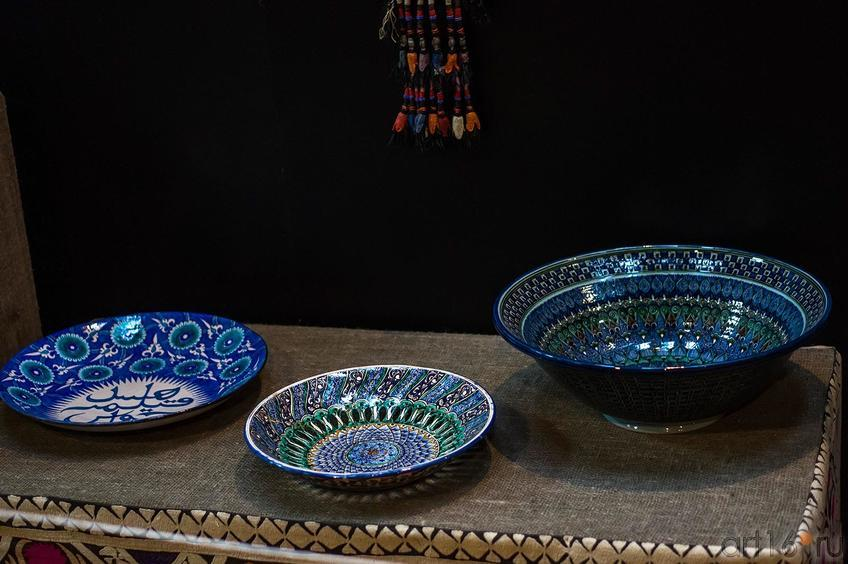 Фото №135869. Мастерская керамики Рустама Усманова